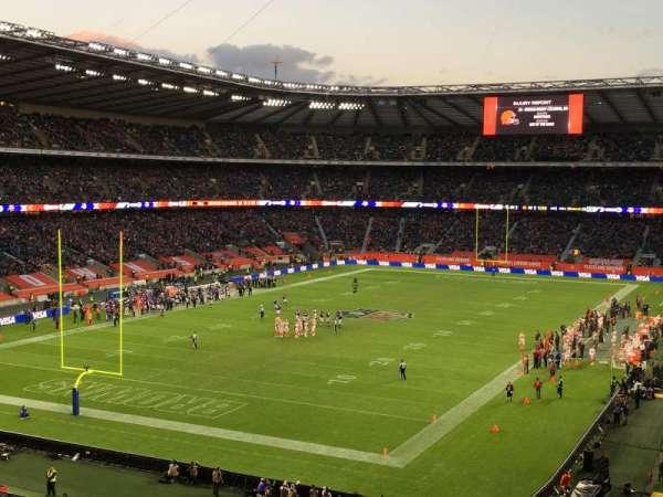 Twickenham Stadium, secção: M16, fila: 64, lugar: 30
