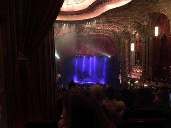 Kings Theatre (Brooklyn), secção: 14, fila: M, lugar: 104