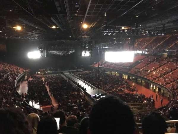 The Forum, secção: 234, fila: 8, lugar: 14