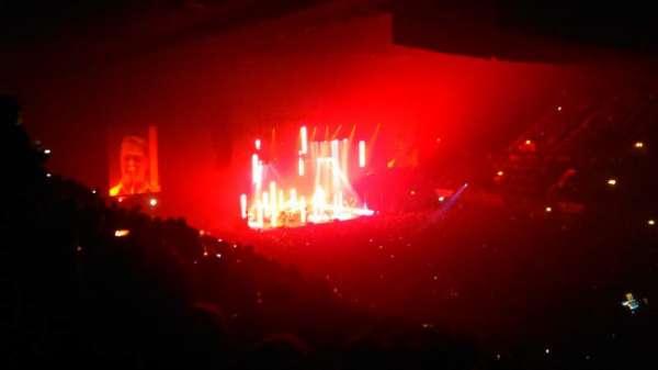 SSE Arena, Wembley, secção: S11, fila: U, lugar: 135