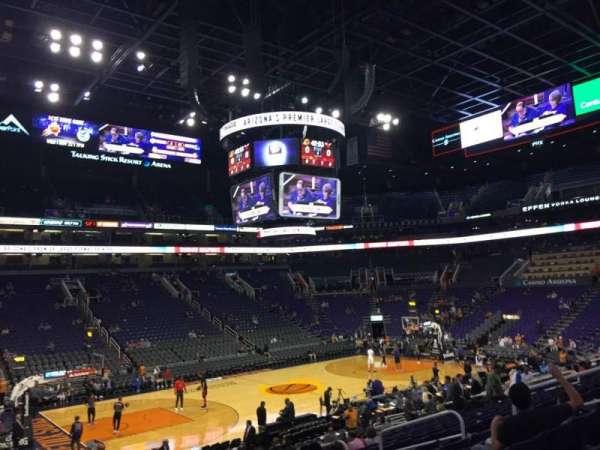 PHX Arena, secção: 104, fila: 20, lugar: 13