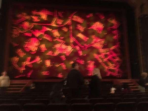 Hippodrome Theatre, secção: CORC, fila: L, lugar: 106