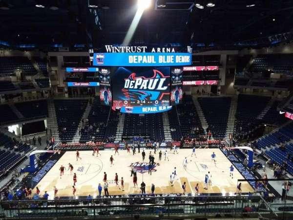 Wintrust Arena, secção: 225, fila: K, lugar: 8