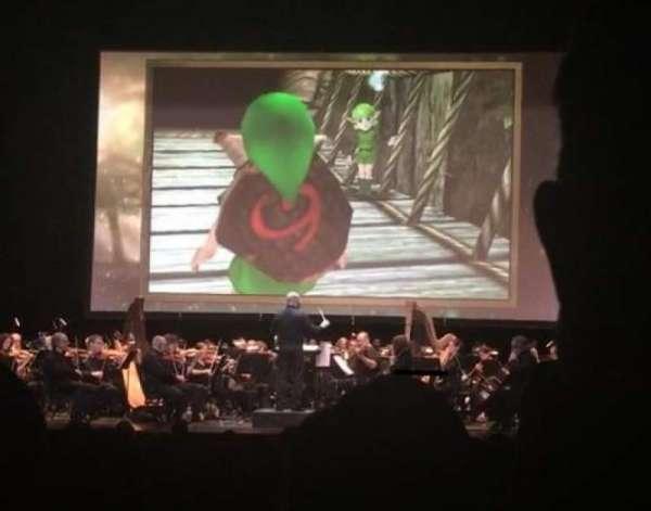 Meridian Hall, secção: Orchestra, fila: E