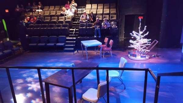 ZACH Theatre, secção: Right, fila: C, lugar: 101