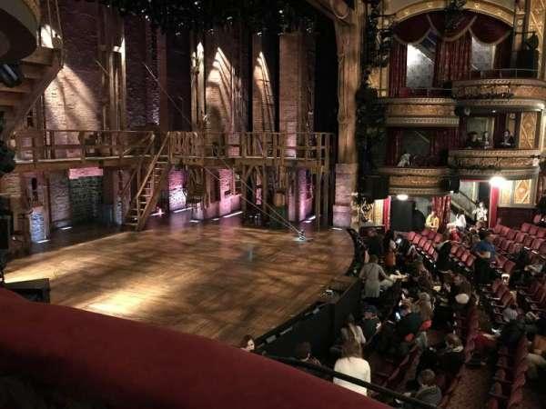 Richard Rodgers Theatre, secção: Box B