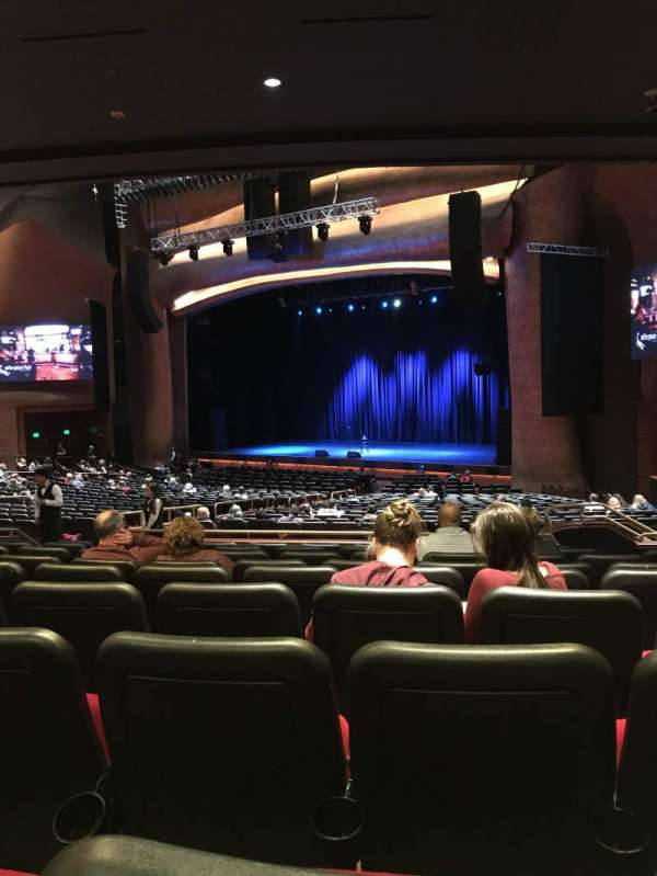 The Grand Theater at Foxwoods, secção: PRTRGT, fila: JJ, lugar: 22