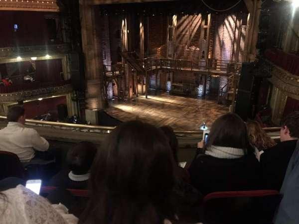 CIBC Theatre, secção: Mezzanine R, fila: D, lugar: 8