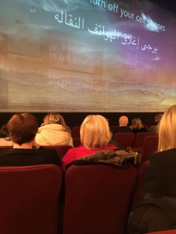 Ethel Barrymore Theatre, secção: Orchestra L, fila: F, lugar: 7