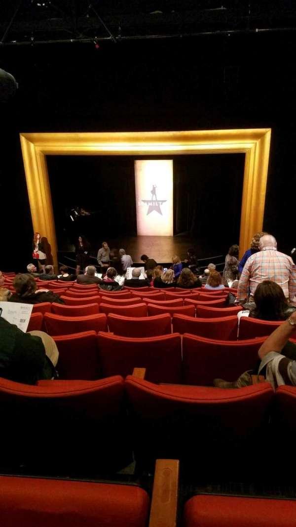 Kirk Douglas Theatre, secção: Main, fila: Q, lugar: 113