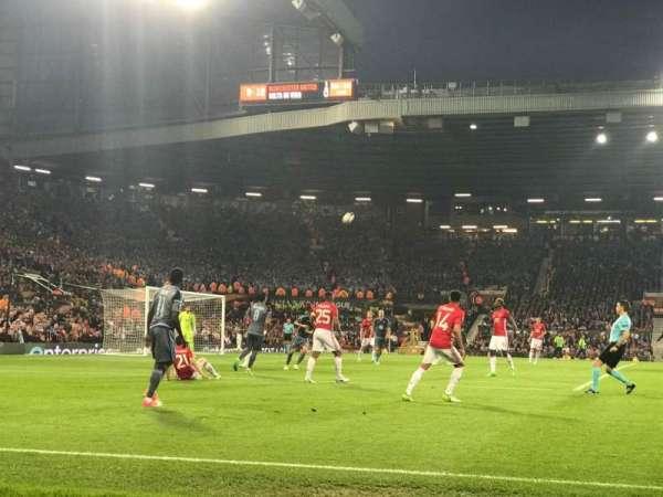 Old Trafford, secção: N1404, fila: BB, lugar: 226