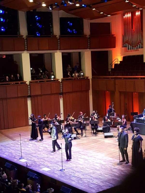 The Kennedy Center Concert Hall, secção: Box, fila: 48, lugar: 4