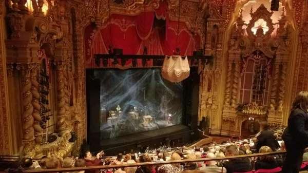 Ohio Theatre (Columbus), secção: Mezz E, fila: C, lugar: 33