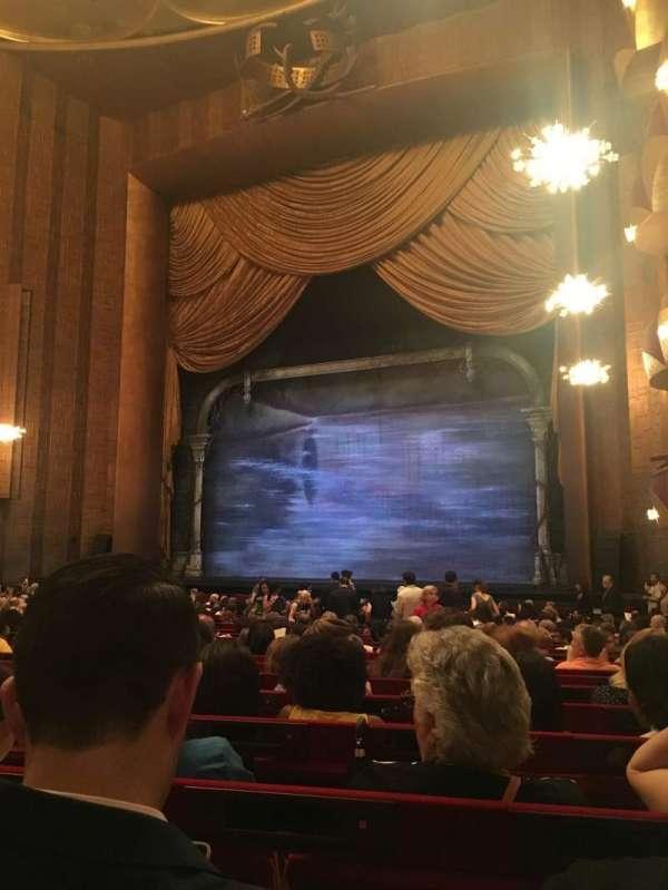 Metropolitan Opera House - Lincoln Center, secção: Orchestra Prime, fila: W, lugar: 22