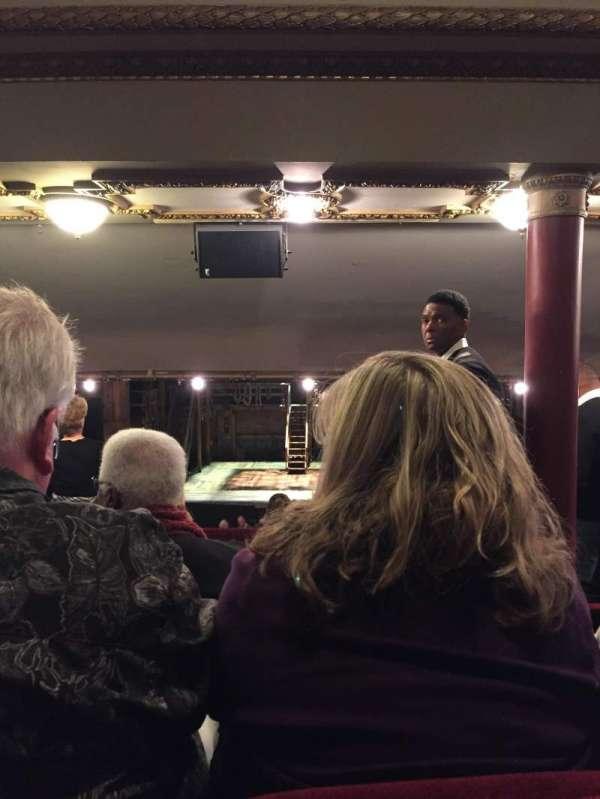 CIBC Theatre, secção: Dress Circle C, fila: G, lugar: 208