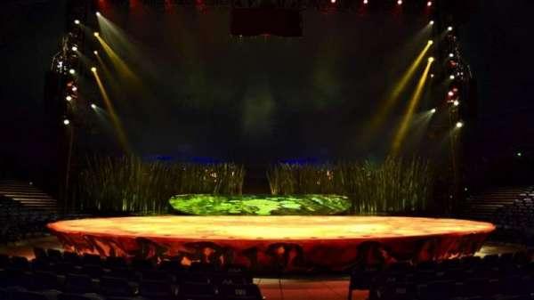 Cirque Du Soleil - Totem, secção: 101, fila: F, lugar: 1