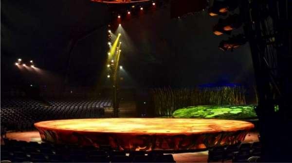 Cirque Du Soleil - Totem, secção: 102, fila: D, lugar: 9