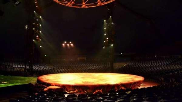 Cirque Du Soleil - Totem, secção: 103, fila: I, lugar: 26