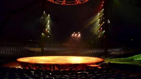Cirque Du Soleil - Totem, secção: 104, fila: H, lugar: 24