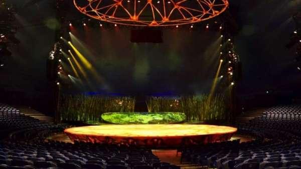 Cirque Du Soleil - Totem, secção: 200, fila: O, lugar: 15