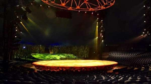 Cirque Du Soleil - Totem, secção: 201, fila: L, lugar: 3