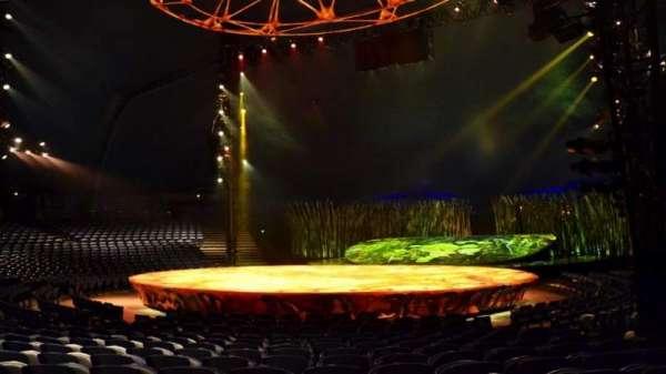 Cirque Du Soleil - Totem, secção: 202, fila: J, lugar: 6
