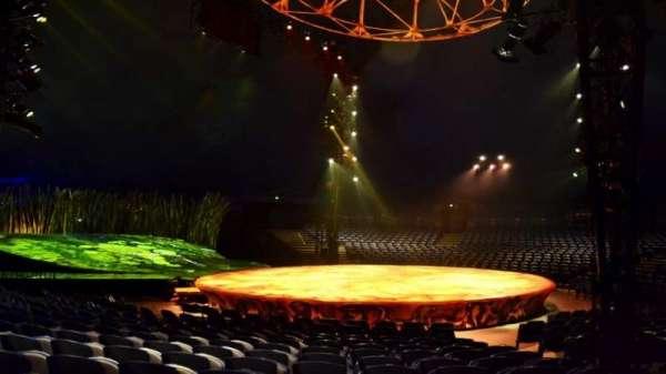 Cirque Du Soleil - Totem, secção: 203, fila: J, lugar: 6