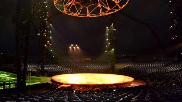Cirque Du Soleil - Totem, secção: 205, fila: M, lugar: 1