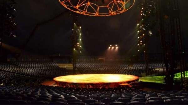 Cirque Du Soleil - Totem, secção: 206, fila: M, lugar: 1