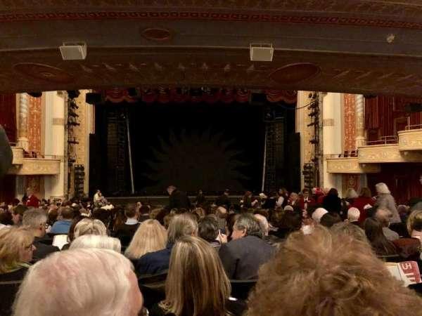 KeyBank State Theatre, secção: ORCHC, fila: GG, lugar: 209