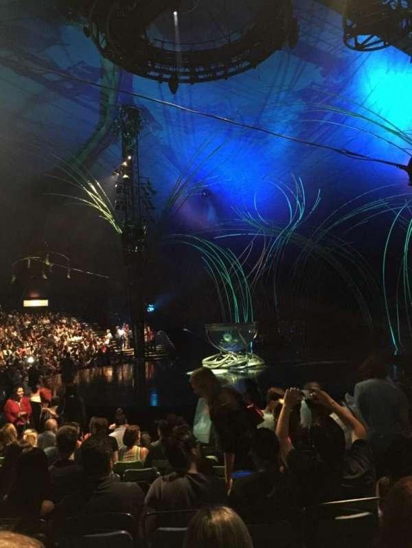 Cirque du Soleil - Amaluna, secção: 202, fila: J, lugar: 7