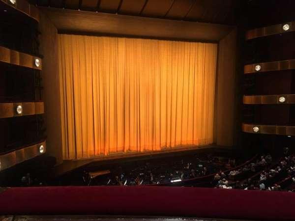 David H. Koch Theater, secção: 2nd Ring, fila: A, lugar: 15