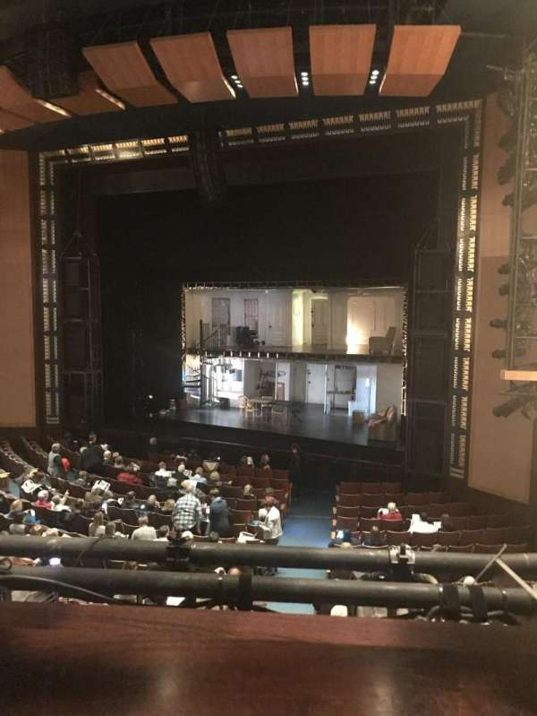 The Kennedy Center Eisenhower Theater, secção: Box 6, fila: A, lugar: 1