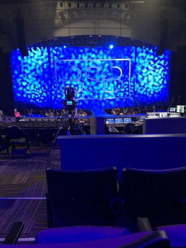 Zappos Theater, secção: 205, fila: C, lugar: 14