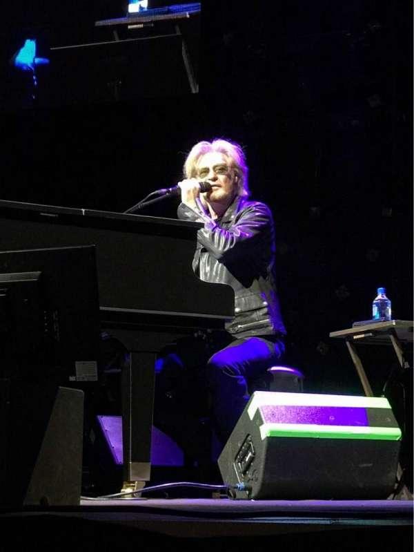 Allstate Arena, secção: 1, fila: 1, lugar: 7
