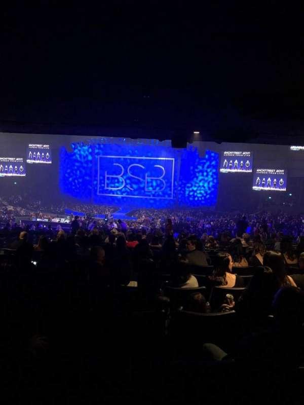 Zappos Theater, secção: 204, fila: BB, lugar: 12