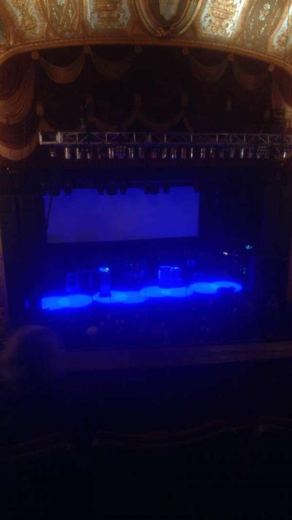The Fillmore Detroit, secção: Love 3, fila: CC, lugar: 9