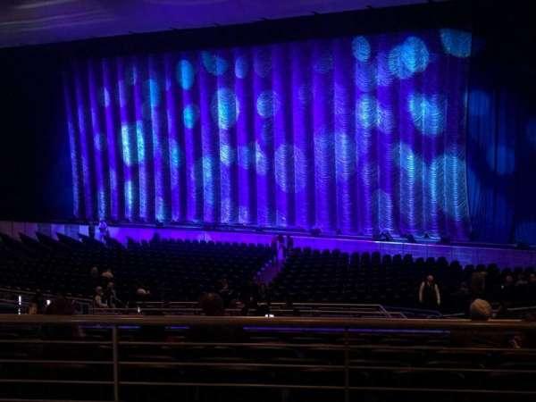 Park Theater at Park MGM, secção: 303, fila: J, lugar: 8