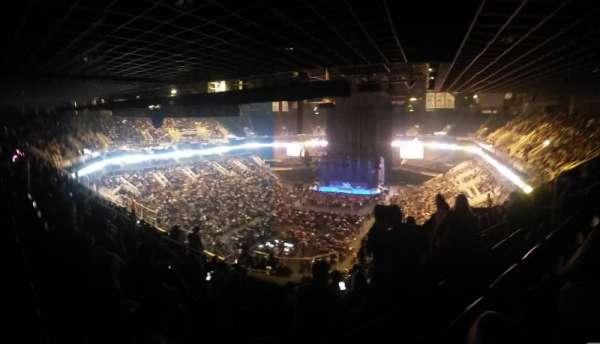PHX Arena, secção: 209, fila: 13, lugar: 7