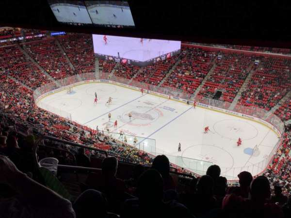 Little Caesars Arena, secção: 223, fila: 10, lugar: 23