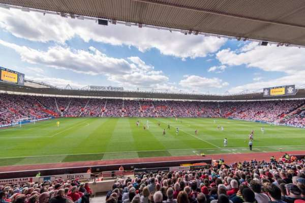 St Mary's Stadium, secção: 9