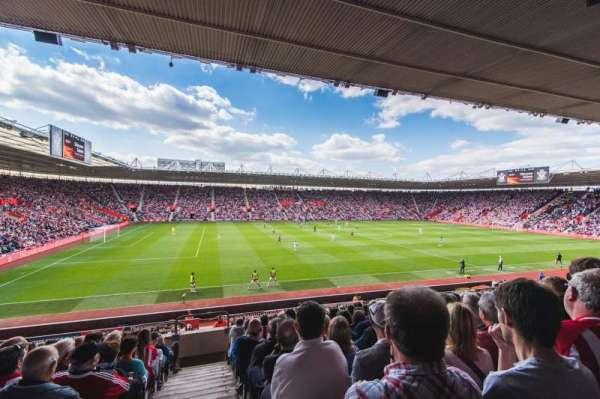 St Mary's Stadium, secção: 10