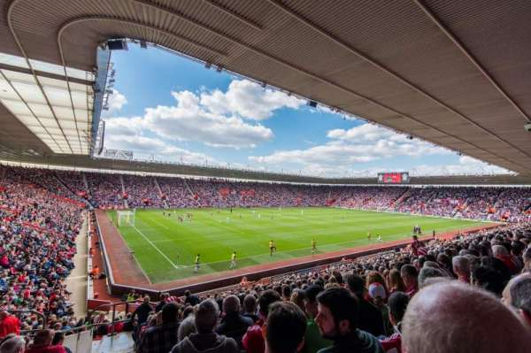 St Mary's Stadium, secção: 12