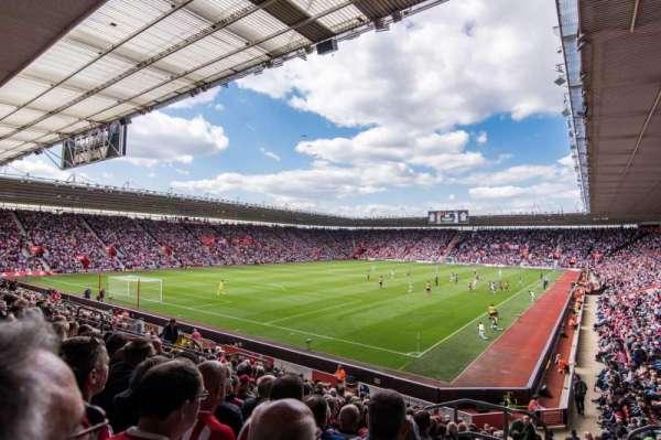 St Mary's Stadium, secção: 15