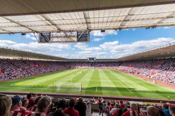 St Mary's Stadium, secção: 17