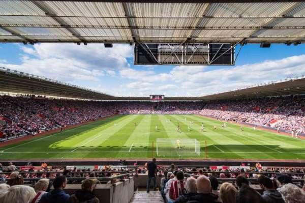 St Mary's Stadium, secção: 18