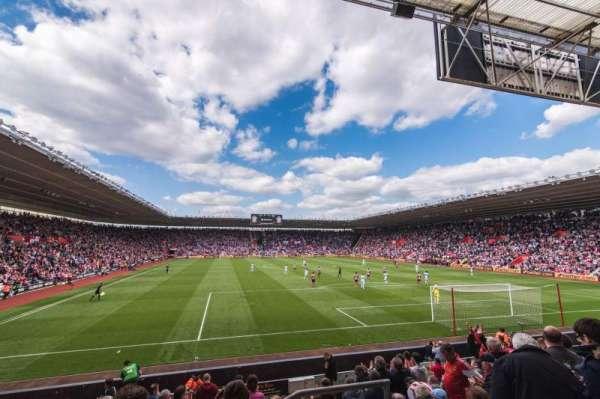 St Mary's Stadium, secção: 19