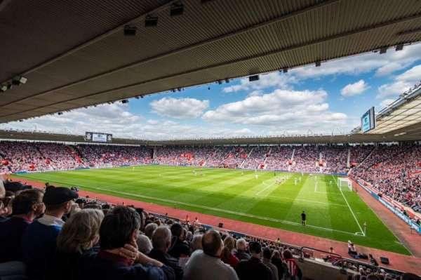 St Mary's Stadium, secção: 27