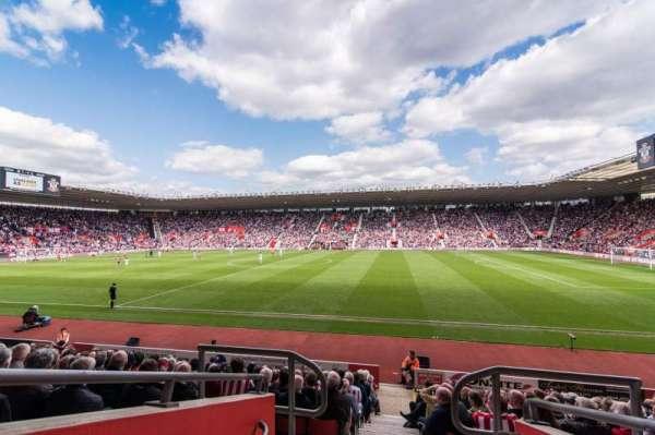 St Mary's Stadium, secção: 30
