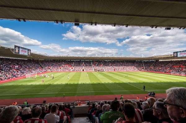 St Mary's Stadium, secção: 33